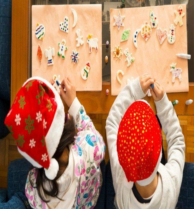 Τι σημαίνουν τα Χριστούγεννα για τα παιδιά;